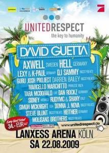 Plakat-UNITEDRESPECT-Cologn