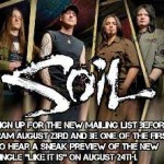 SOIL – Release von Picture Perfect