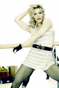 Madonna Credit WMG 2009