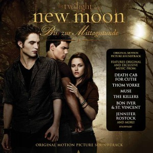 New-Moon Twilight Cover mit Sticker