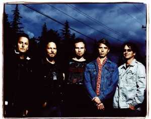 Pearl-Jam PhotoCredit: Steve Gullick