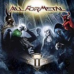 "Various Artists ""All For Metal, Vol. 2 "" –  VÖ: 09.10.09"