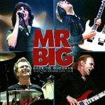 "Mr. Big ""Back To Budokan"" –  VÖ: 16.10.09"