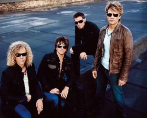 Bon Jovi - Credits: Kevin Westenberg