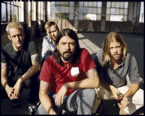 Foofighters  Foto: Ben Watts