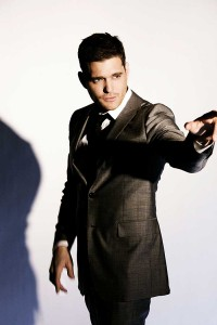 Michael Buble (c) WMG