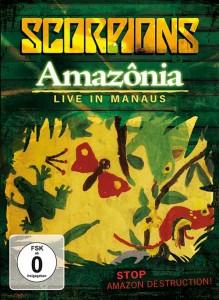Scorpions - Amazonia