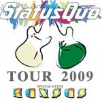 Status Quo Rockin' all over Germany 2009! Special Guest: KANSAS