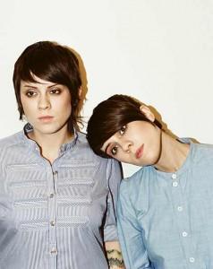 Tegan & Sara - Credits: Pamela Littky
