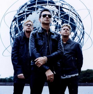 Depeche Mode - Credits: Anton Corbijn