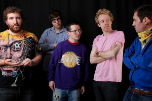 Hot Chip - Credits: Bevis Martin & Charlie Youle