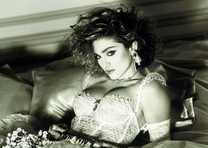 Madonna - Credits: WMG