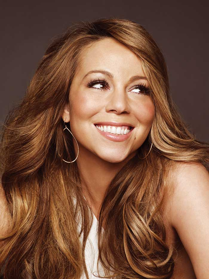 "Mariah Carey mit ""I WANT TO KNOW WHAT LOVE IS"" am 05.12. bei ZDF ..."