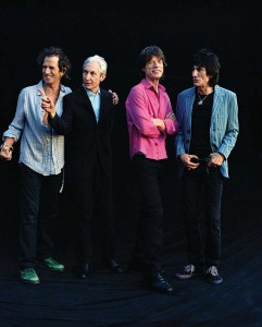 The Rolling Stones - PHOTO CREDIT (c) Universal Music