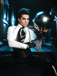 Adam Lambert - Foto: Warwick Saint