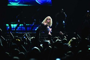 Madonna - Credits: GUY OSEARY