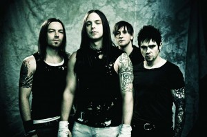 Bullet For My Valentine - Foto: P.R. Brown