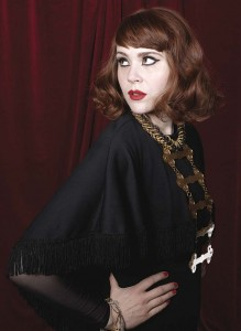 Kate Nash - PHOTO CREDIT: Pat Graham