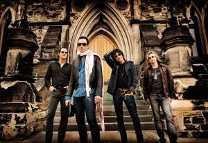 Stone Temple Pilots - Credits: Chapman Baehler