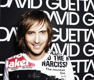 David Guetta - Fotograf: Ellen Von Unwerth