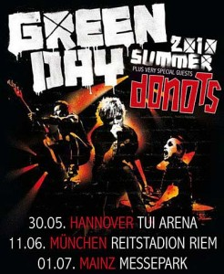 GreenDay_Donots
