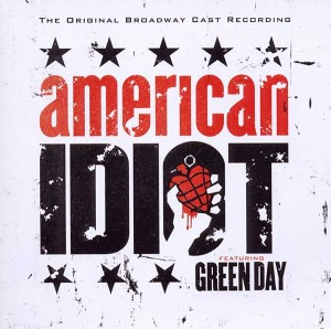 The-Original-Broadway-Cast-Recording - Green-Day