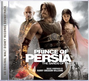 Prince Of Persia - Cover