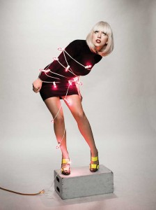Lady Gaga - PHOTO CREDIT (c) Aaron Fallon