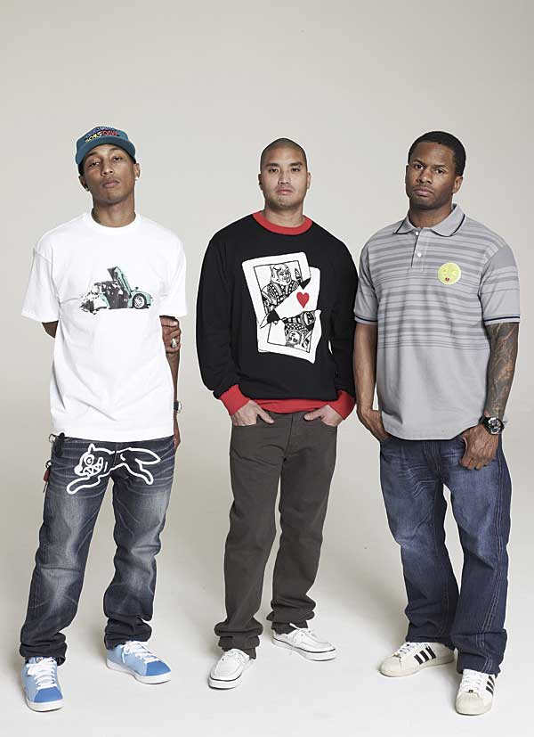 N.E.R.D - PHOTO CREDIT (c) Universal Music