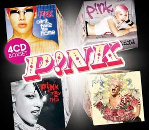 Pink-Boxset