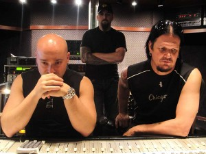 Disturbed Studio - Credits: Adam Cook for TWENTYFOURCORE Productions