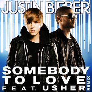 Justin Bieber - Somebody To Love feat. Usher