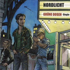 Nordlicht - Grüne Dosen
