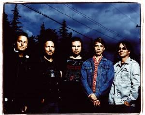 Pearl Jam - Photo Credit: Steve Gullick