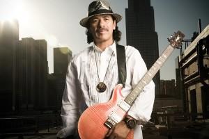 Santana - (c) SONY BMG