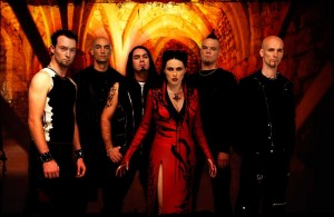 Within Temptation (c) Wilberto v/d Boogaard