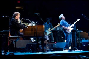Clapton Winwood Live at  Madison Square Garden - Credits: Clinch