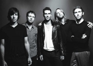 Maroon 5 - PHOTO CREDIT (c) David Factor