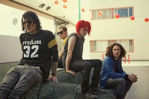 My Chemical Romance - Credits: WMG