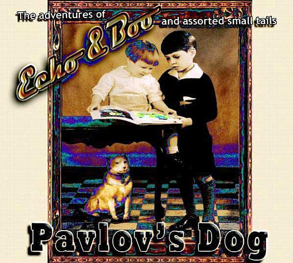 Pavlov S Dog At The Sound Of The Bell