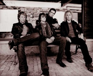 Bon Jovi - PHOTO CREDIT: Kevin Westenberg
