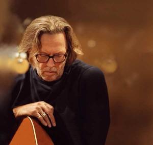 Eric Clapton - Credits: WMG