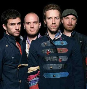 Coldplay - Foto: Tom Sheehan