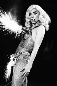 Lady Gaga - PHOTO CREDIT: Josh Olins