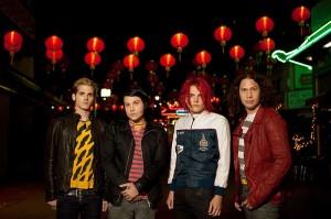 My Chemical Romance - Credits: Neil Krug