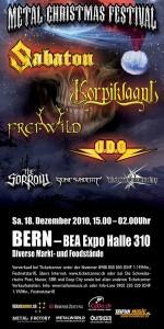 Metal Christmas Festival
