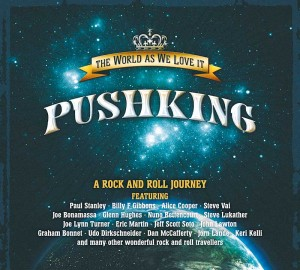Pushkings - The World As We Love It