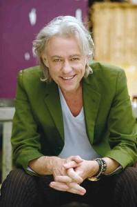 Bob Geldof - PHOTO CREDIT: Scarlet Page