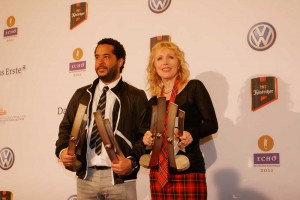 Annette Humpe und Adel Tawil - Photo Credit: Universal Music