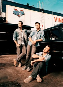 The Baseballs - Credits: Mathias Bothor